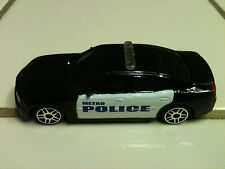 "2009 MAISTO DODGE CHARGER POLICE CAR DIE CAST 3"" L 1:64"