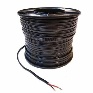 Twin Core Wire 6mm / 5mm / 4mm / 3mm / 2mm, 6 b s / 8 b s, 100m, 30m, 10m Cable