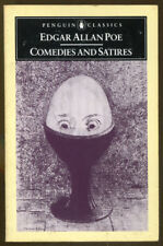Comedies and Satires by Edgar Allan Poe-Penguin Classics Edition-1987