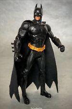 Batman Begins Battle Gear Batman action figure loose Mattel 2005