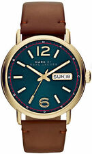 Marc by Marc Jacobs Fergus Mens DayDate Display Watch - MBM5077