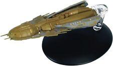 Hirogen Holoship - Star Trek Eaglemoss #119 - Raumschiff Metall Modell - Neuheit