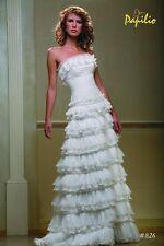 "NEW wedding dress ""Begonia"" (size 5-6). Good quality."