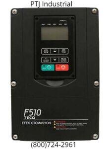 20 HP VFD Drive 230 Volt 3 Phase Converter TECO Westinghouse F510-2020-C3-U