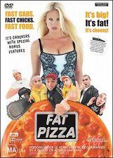 FAT PIZZA - FAST Cars Chicks Food BIG & CHEESY - Aussie TV COMEDY DVD Region 4