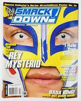 WWE Smackdown Magazine February 2004 Wrestling Rey Mysterio