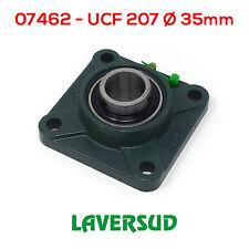 Supporto a Flangia con Cuscinetto UCF 207 Ø Diametro 35mm UCF207