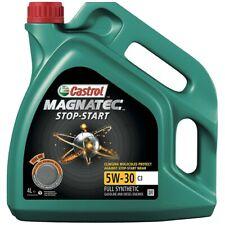 Castrol Magnatec 4L Engine Oil 4 Litres 5W30 C3 Fully Synthetic GM dexos2 Spec