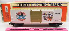 "Lionel ~ 6-19265 ""Mickey's 65th Birthday Hi-cube boxcar"