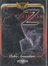 DVD - El Zorro De Jalisco NEW Clasicos FAST SHIPPING !