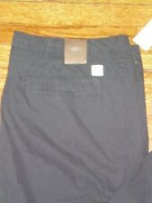 NWT WEATHERPROOF NAVY CARGO PANTS SZ: 42 X 30 RETAIL $79.50 USD