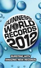 Guinness World Records 2012 (Guinness Book of Records (Mass Market))-ExLibrary