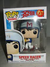 Funko Pop Animation Speed Racer Vinyl Figure-New