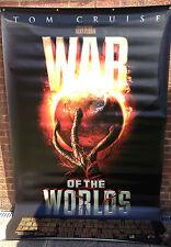 Cinema Banner: WAR OF THE WORLDS 2005 Tom Cruise Justin Chatwin Dakota Fanning
