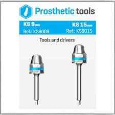 DENTAL IMPLANT RATCHET HEX DRIVER FOR ABUTMENT,LONG 15mm OR SHORT 9mm BIO-EFFECT