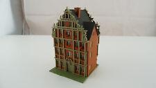 Gebäude Spur N  Stadthaus  GE248 Gebauter Bausatz Gebraucht