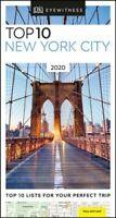 DK Eyewitness Top 10 New York City 2020 by DK Eyewitness 9780241367766