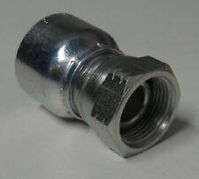 """4PK 1/"""" Female ORS Seal Face Hydraulic Hose Fitting x #12 Hose E205-16-12"""