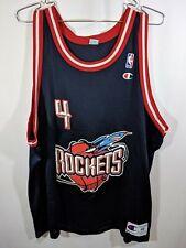 a88eaba188b Charles Barkley Houston Rockets champion Jersey Sz48 XL Nba basketball  vintage