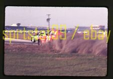 1975 Daytona 24 Hrs - Infield Action Shot - Vintage 35mm Race Slide