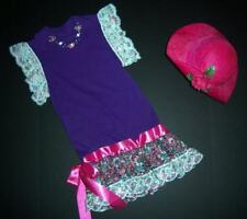 Custom HALLOWEEN Dress Up 2 pc Set HAT 3T 3 4T 4 5 6?
