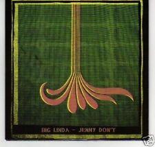 (K665) Big Linda, Jenny Don't - DJ CD