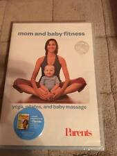 Mom-and-Baby-Fitness-Yoga-Pilates-and-Baby-Massage-DVD  NEW