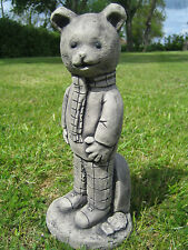 Rupert the bear garden ornament | Many more ornaments in my shop!
