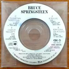 Bruce Springsteen Chimes Of Freedom CD3 4-Song Live EP [Columbia 1988] Bob Dylan