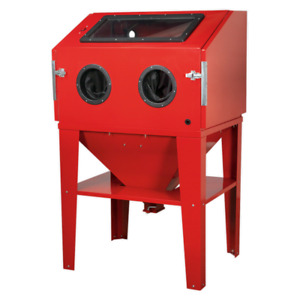 Sealey Shot Blasting Cabinet Double Access 960 x 720 x 1500mm SB974 (A)