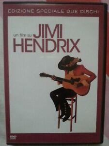 JIMI HENDRIX - IL FILM - EDIZIONE SPECIALE - 2 DVD 2007