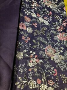 Winter Karandi Suits Two Piece Shalwar Kameez Unstitch Heavy Embroidered
