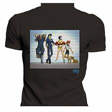 Cowboy Bebop - Police Line Up - Official Mens T Shirt