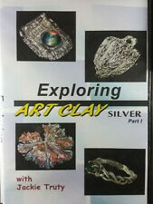Exploring Art Clay Silver Part 1 DVD With Jackie Truty