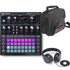Novation Circuit Mono Station+Headphone+DJ Gig Bag Paraphonic Analog Synthesizer