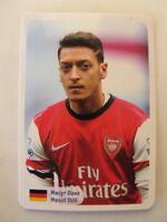 2014 World Stars Mesut Ozil team Germany Arsenal RARE