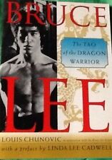 Bruce Lee The Tao Of The Dragon Warrior Book