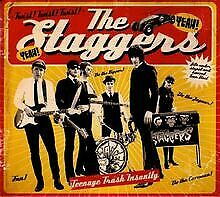 Teenage Trash Insanity von The Incredible Staggers | CD | Zustand sehr gut