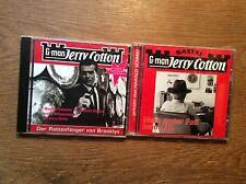 Jerry Cotton G-Man [2 CD] RAttenfänger Brooklyn + 1.Fall FBI ( Harald Schmidt )