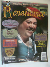 Renaissance Magazine #67 Tudor Quackery, Middle English, Islamic Spain