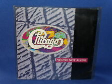 "CHICAGO YOU'RE NOT ALONE – AUSTRALIAN 7"" 45 VINYL RECORD P/S"