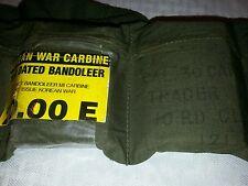 M1 Carbine Bandoleer Korean War
