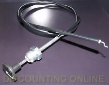 LOCKING THROTTLE CABLE FITS WHEEL HORSE TORO 10-2119 HIGHEST QUALITY 102119