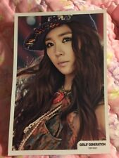SNSD TIFFANY GIRLS GENERATION TOFFICIAL PHOTO 4x6 Card Kpop K-pop U.S Seller