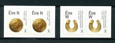 Ireland 2017 MNH History in 100 Objects 4v S/A in Pairs Art Artefacts Stamps