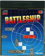 BATTLESHIP gioco CDI Philips Magnavox BATTLESHIP CDi game CD-I