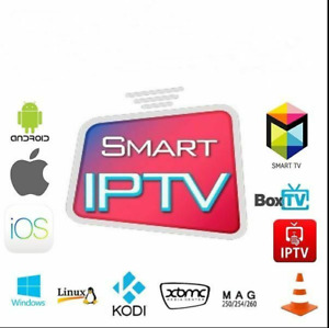 Ip * tv smarters pro 12 month subscription (✔️ m3u ✔️ smart tv ✔️ android ✔️ mag