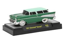 M2 Machines Ground Pounders Release 16 1957 Chevrolet Nomad