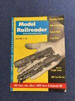 Model Railroader Magazine March 1956