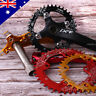 104/64BCD 170mm Crank MTB Bike Narrow Wide 30-42T Single Chainring Sprocket BB